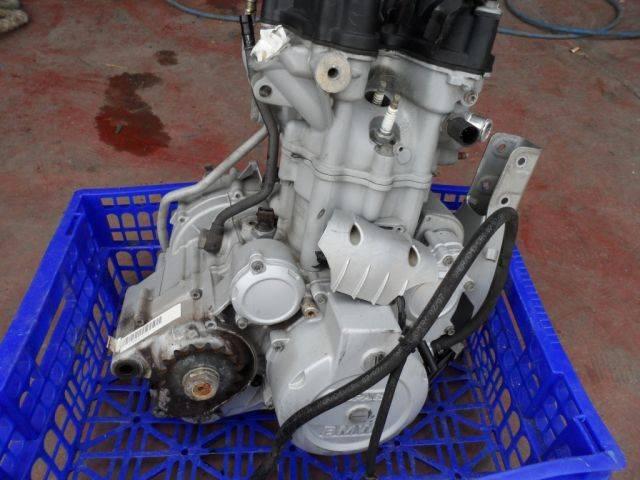 Complete motor motorbike BMW Dakar GS650 650cc Rotax with